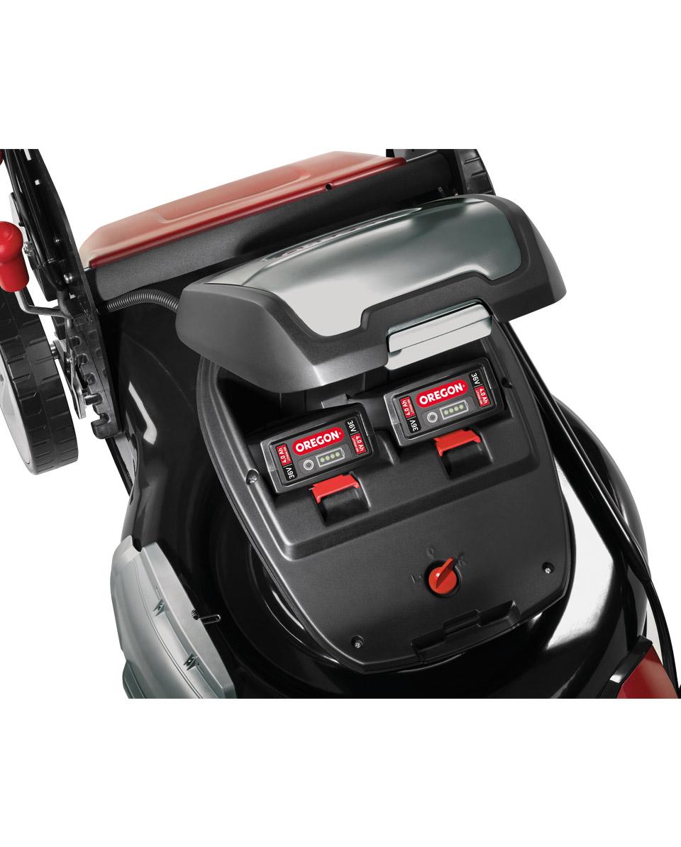 Tondeuse à gazon sans fil LM400 OREGON® Image 4