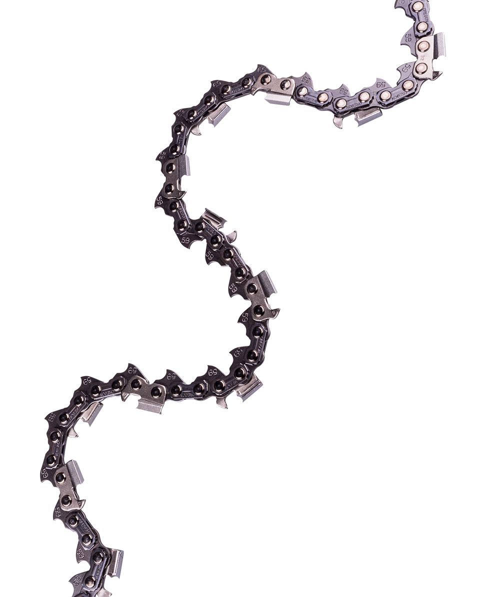 Chaîne de tronçonneuse Oregon super (carrée) Image 4