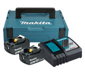 Kit Power Source Makita 3,0 Ah, 2 x 18 V
