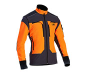 Veste technique X-treme Vario orange/gris