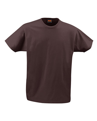 T-shirt JOBMAN 5264 marron
