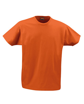 T-shirt JOBMAN 5264 orange